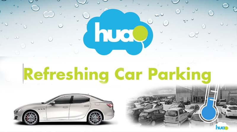 Hua refreshing Car Parking