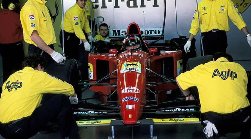 Formula 1 piloti collaudatori