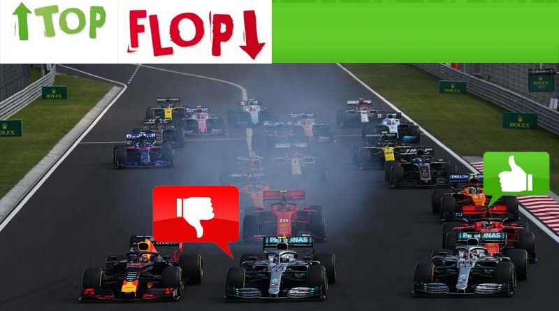 Formula 1 Top And Flop