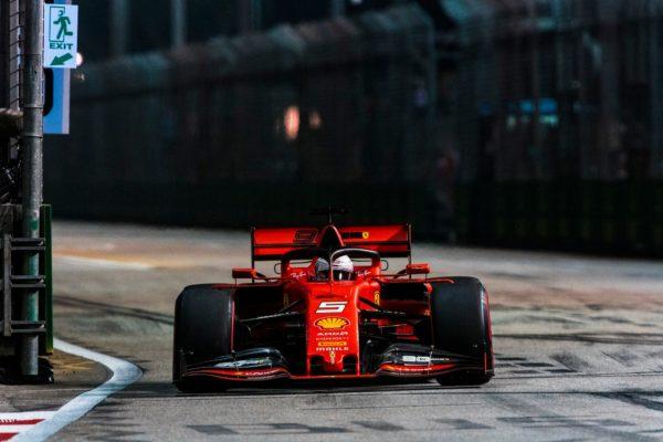 Vettel Gp Singapore