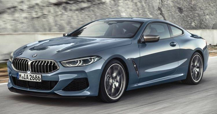 BMW Serie 8 Gran Coupé — Formula 1 - Notizie F1, News Auto
