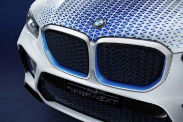 BMW Auto idrogeno