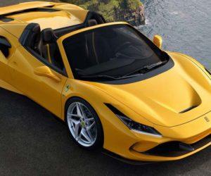 Ferrari Spider F8