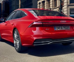 Audi A7 TFSI E ibrida