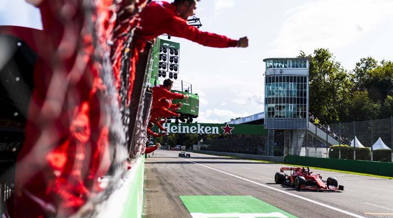 Leclerc Monza