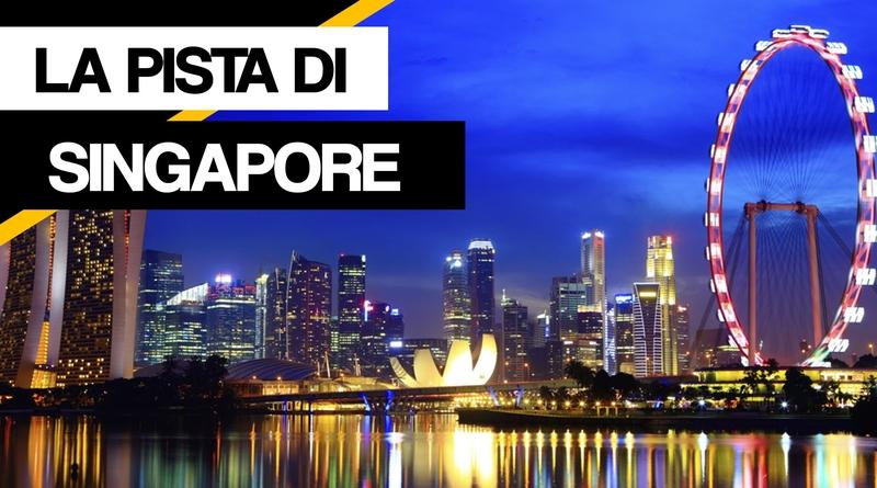 La pista di Singapore