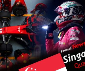 Video sintesi Qualifiche Singapore