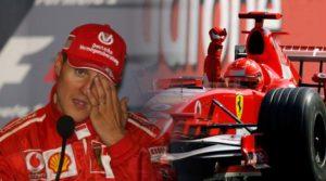 Schumacher Monza 2006