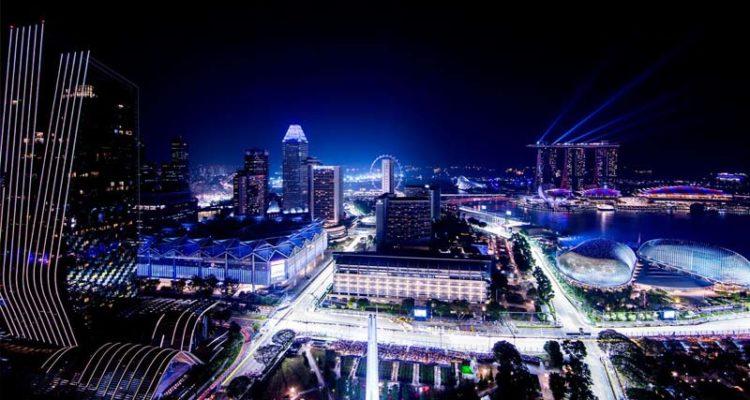 Singapore GP prove libere