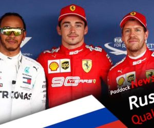 F1 Qualifiche GP Russia