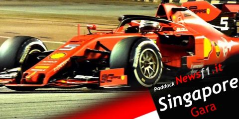 GP di Singapore video sintesi