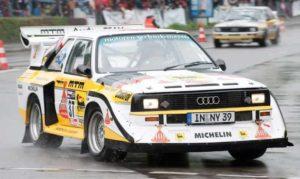 Audi Quattro Sport Rally