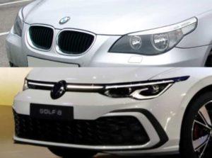 BMW E60 Golf 8