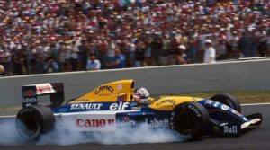 Williams FW14 Mansell
