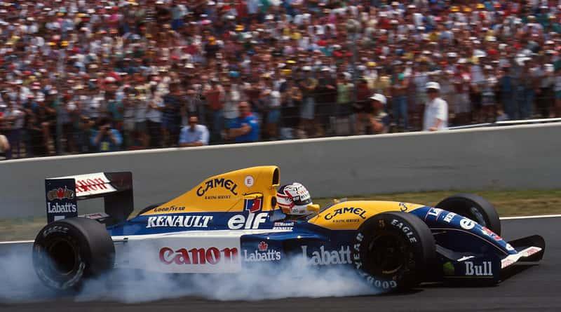 Williams FW14 Mansell