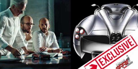 Car Designer Pagani Lupo