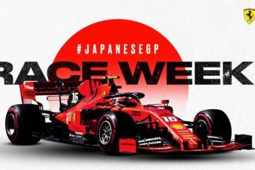 Ferrari news GP Giappone