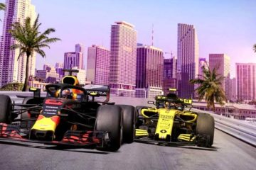 F1 USA GP MIAMI
