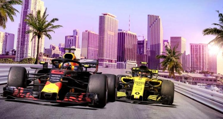 F1 USA GP MIAMI