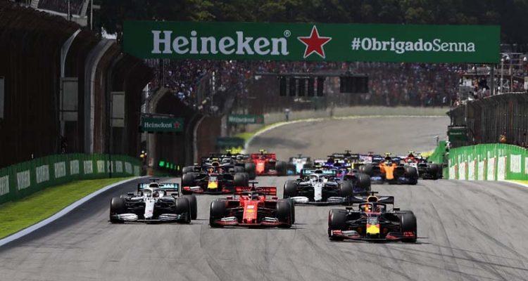 F1 Gp Brasile