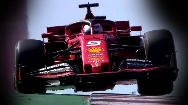 Formula 1 Ferrari GP USA