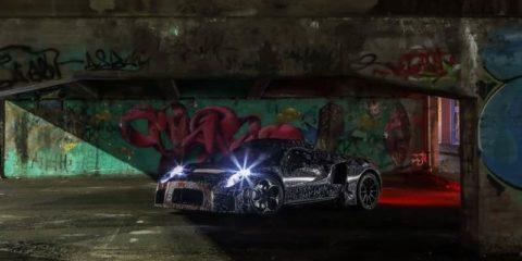 Maserati Lightweight