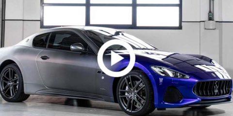 Maserati (Video)