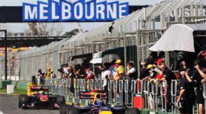 F1 GP Australia