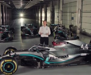 Mercedes Allsion F1