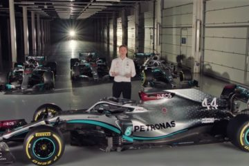 Mercedes Allsion F1