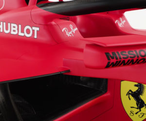 F1 Ferrari News