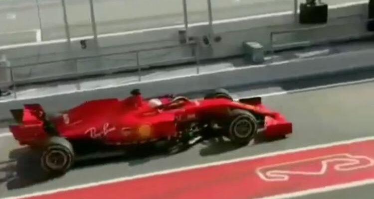 Foto Ferrari F1