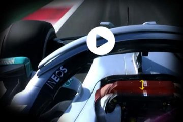 F1 Volante Mercedes