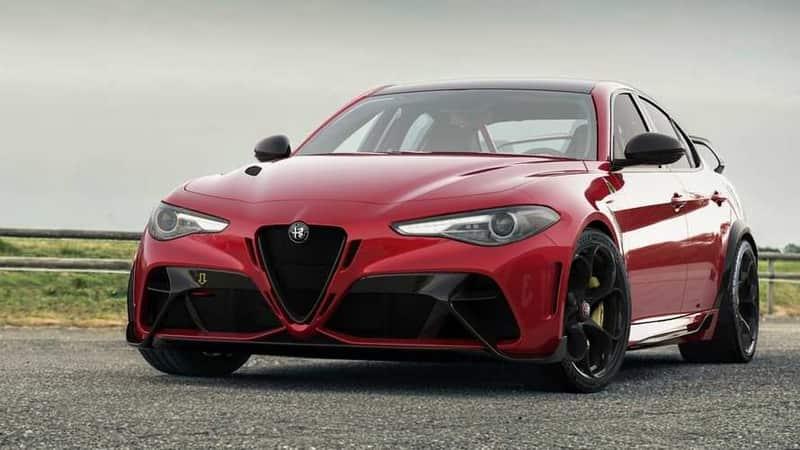 Alfa Romeo Giulia GTA 2