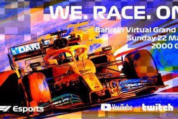 Formula 1 Simulatore