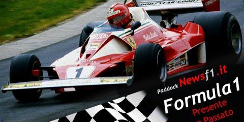 Presente e passato della Formula 1