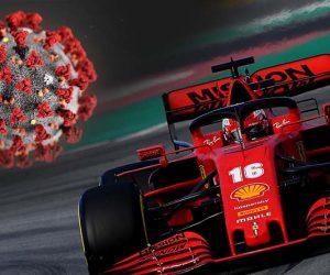 Formula 1 Corona Virus