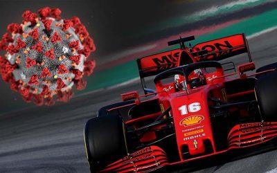 F1 Covid 19