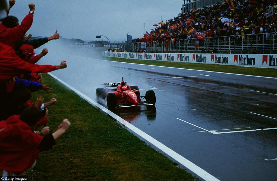Ferrari 1996