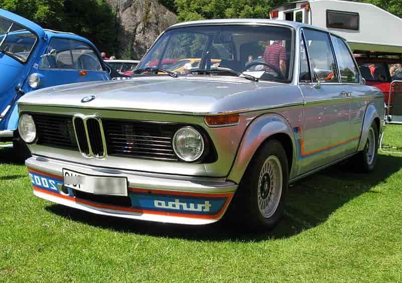 BMW Serie 2002