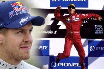 Vettel Schumacher Hamilton