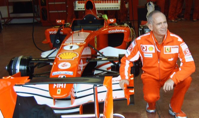 Byrne Ferrari
