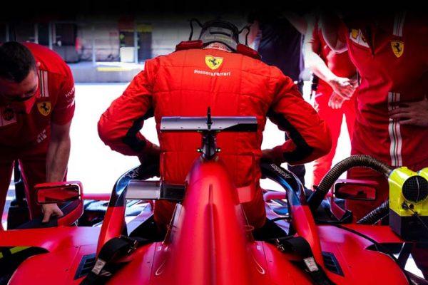 Ferrari SF 1000 crisi