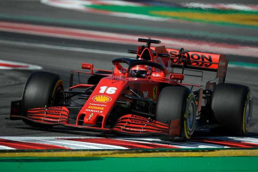 F1 - Il punto debole della Ferrari SF1000 è il motore