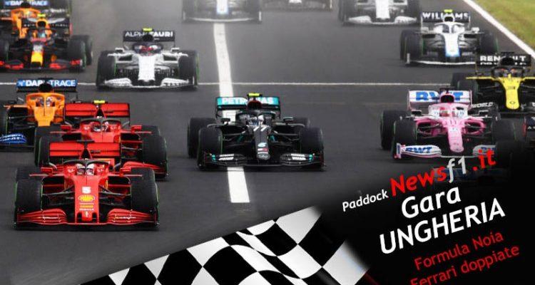 Post Gara GP Ungheria