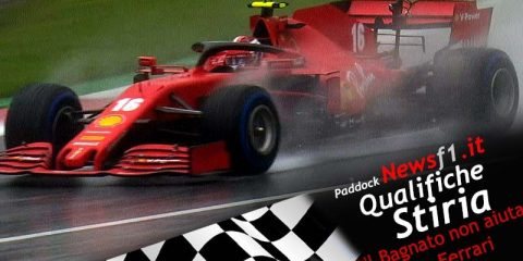 Post Qualifica GP Stiria