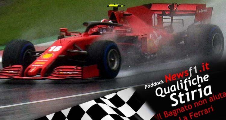Post Qualifica GP Stiria