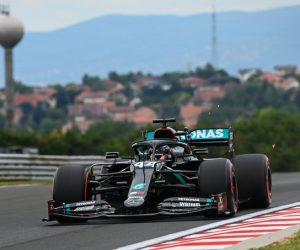 Mercedes Hamilton Bottas
