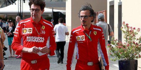 Mekies Ferrari