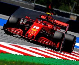 Ferrari qualifiche Gp Austria
